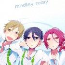 YI25  Free! Iwatobi Swim Club Doujinshi Medley Relayby Wonder