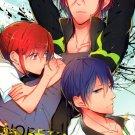 YI33 Free! Iwatobi Swim Club Doujinshi  by Hakkou StyrolHaruka x Rin20 pages