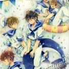 YI81 Free! Iwatobi Swim Club Doujinshi  Freedom!!by KarumiteiAll Cast28 pages