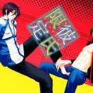 YI84 Free! Iwatobi Swim Club Doujinshi  18+ ADULT Makoto x Rin16 pages