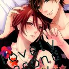 YI85 Free! Iwatobi Swim Club Doujinshi  18+ ADULT Lovely Second Way	by Scandal	Makoto x Rin