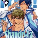 YI18 Free! Iwatobi Swim Club Doujinshi  18+ ADULT Shangri-la 2	by Coltpython	Makoto x Rei	38 pages
