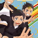 HQ10 Haikyuu! Doujinshi Unsung HeroEnnoshita, Tanaka, Nishinoya26 pages
