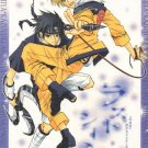 YN2 Naruto Doujinshi 18+ ADULT Anthology	by Yukimachiya	 Sasuke x Naruto	136 pages