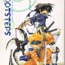 YN10 Naruto Doujinshi R15 Footsteps by YukimacyiyaSasuke x Naruto112 pages