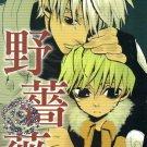 YN28 Naruto Doujinshi Roseby Ai TenkawaKakashi x Naruto36 pages
