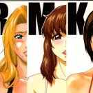 EAT9 Bleach Gundam Seed	Death Note RMK	Rangiku Murrue Kiyomi	18+ ADULT DOUJINSHI