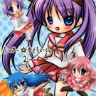 EL18 Lucky Star	Doujinshi by	Okuzuke	All Cast	24 pages
