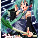 UV2 Vocaloidby Second FightMiku centric14 pages 18+ ADULT DOUJINSHI