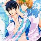 YI89 Free! Iwatobi Swim Club 18+ ADULT Doujinshi by B-Zero 1 Makoto x Haruka