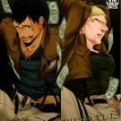 YAT87	Attack on Titan 18+ ADULT Doujinshi by 	Hachiro	Mob x Reiner x Bertolt	22 pages