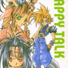 YFF56	Final Fantasy	VII Doujinshi Happy Talk	by Tomorrow East	All Cast	20 pages