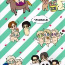 YH6 	Hetalia 18+ ADULT Doujinshi All Cast	26 pages