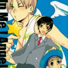 YH7	Hetalia	Doujinshi Help Me! Angel!!!	by aiseki	UK x Japan + Sealand x Japan	26 pages
