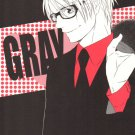 YH23	Hetalia	Doujinshi Gray	 by Kaso-Rhythm	USA x Japan	32 pages