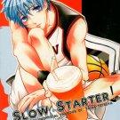 YK92Kuroko no BasukeDoujinshi Slow Starterby MikaKagami x Kuroko32 pages