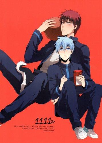 YK95Kuroko no Basuke Doujinshi 1111by TsurusatoKagami x Kuroko16 pages