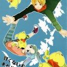 YK119Kuroko no Basuke Doujinshi Kise x Kuroko12 pages
