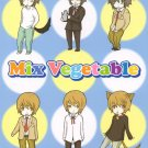 YDN35	Death Note	Doujinshi Mix Vegetable	by Yuzuki	Light x L	38 pages