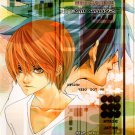 YDN38	Death Note	Doujinshi Addiction Syndrome		Light + L	38 pages