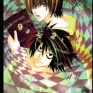 YDN51	Death Note R15 Doujinshi by Psychopathy	L x Light	40 pages