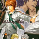 YDN74Death NoteOh! My God of Nightby BalgusAll Cast46 pages Doujinshi