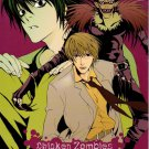 YDN75	Death Note	Chicken Zombies	by Ukya & Sakuya	Light x L	24 pages Doujinshi