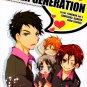 Y126Free! Iwatobi Swim ClubDoujinshi Super GenerationSamezuka centric18pages