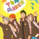 Y127Free! Iwatobi Swim Club Doujinshi March!Samezuka centric26pages