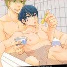 Y172Free! Iwatobi Swim ClubDoujinshi by coyopeyoMakoto x Haruka20pages