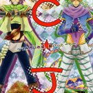 YJ23	Jojo's Bizzare Adventures	Doujinshi Anthology	Caesar x Joseph	94 pages