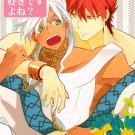 YML22	Magi Doujinshi by Russian Roulette	Masrur x Sharrkan	24 pages
