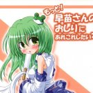 ET100	R18 ADULT Doujinshi	Touhou		by Schwester	Sanae Kochiya	16	pages