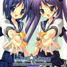 EL31	R18 ADULT Doujinshi	Lucky Star	High in Hope	by Infinity Drive	Kagami x Tsukasa	32	pages