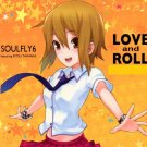"EK35	R18 ADULT Doujinshi 	""K-On ""	Love and Roll	by Soulfly	Ritsu centric	24	pages"