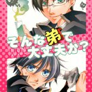 YBE65	Blue Exorcist	18+ ADULT Doujinshi by 25 degres celsius	Yukio x Rin	16 pages