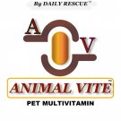 ANIMAL VITE ™ 2.2 lb Powder - Best / Advanced Pet Multi-Vitamin Supplement for Dogs / Cats