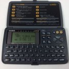 CASIO B.O.S.S. BUSINESS ORGANIZER SCHEDULE SYSTEM DIGITAL DIARY 64KB SF-4600B