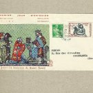 FRANCE JEAN SIRE DE JOINVILLE FIRST DAY COVER 1961