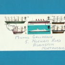 UNITED KINGDOM FAMOUS SHIPS FIRST DAY COVER 1969