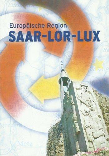 SAAR LOR LUX SARR-LOR-LUX 1997 ISSUE STAMP FOLDER