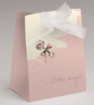 "Mini Favor Bags ""Little Angel"" 18 count"