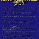 US NAVY SEALS CREED WARRIOR MILITARY CANVAS ART - LARGE