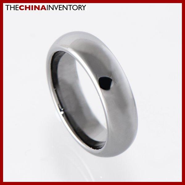 5.5MM SIZE 6.5 TUNGSTEN CARBIDE WEDDING BAND RING R1413