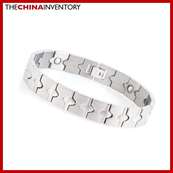 "8 1/4"""" TITANIUM HEALTH THERAPY WATCHBAND BRACELET B1603"