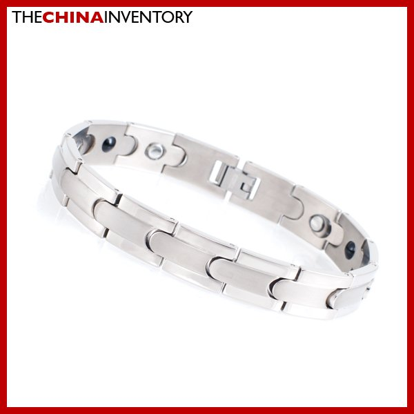 "8 1/2"""" TITANIUM HEALTH THERAPY WATCHBAND BRACELET B1212"
