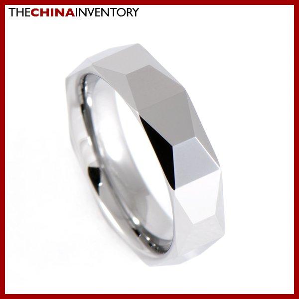 4MM SIZE 5.5 TUNGSTEN CARBIDE WEDDING BAND RING R0911