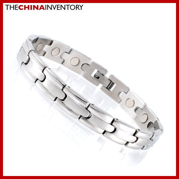"9MM 7 1/2"""" STAINLESS STEEL WATCHBAND BRACELET B1731"