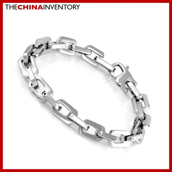 "9MM 8 1/2"""" STAINLESS STEEL MARINE CHAIN BRACELET B1714"