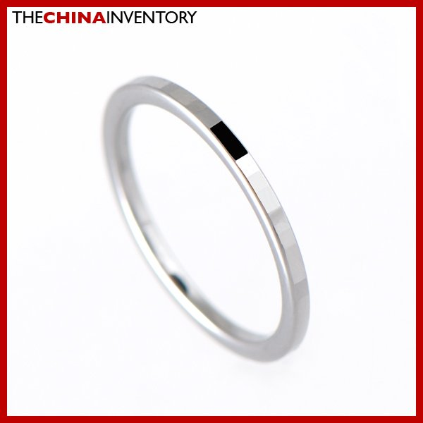 2MM SIZE 4 TUNGSTEN CARBIDE WEDDING BAND RING R1201C